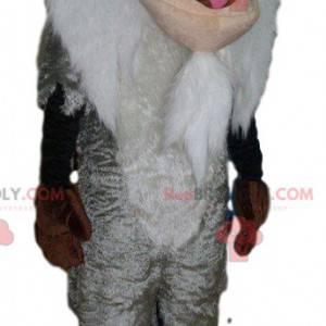 Rafiki maskot, den berømte løve konge abe - Redbrokoly.com