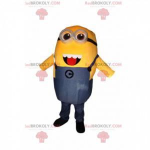 Stuart Maskottchen, der lustige Minion mit einem Auge -