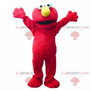 Elmo Maskottchen berühmte rote Marionette - Redbrokoly.com