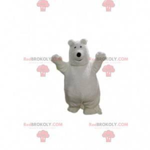 Maskot ledního medvěda. Kostým ledního medvěda - Redbrokoly.com