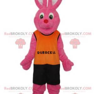 Maskotka różowy królik Duracell - Redbrokoly.com