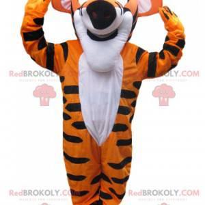 Maskottchen Tigger aus dem Universum von Winnie the Pooh -