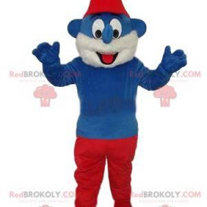 Mascote do papado com nariz grande - Redbrokoly.com