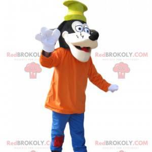 Goofy mascot, the dizzy dog of Walt Disney - Redbrokoly.com