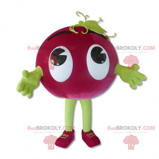 Drue maskot - Redbrokoly.com