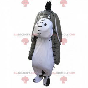 Mascote Bisonho, o burro do desenho animado Winnie the Pooh -