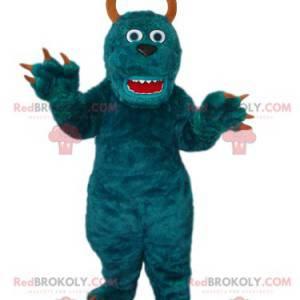 Maskot Sully, modré monstrum společnosti Monsters Inc. -