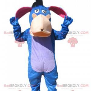 Maskot Eeyore, přítel Medvídka Pú - Redbrokoly.com