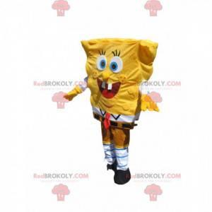 Mascote do Bob Esponja, a esponja mais feliz - Redbrokoly.com