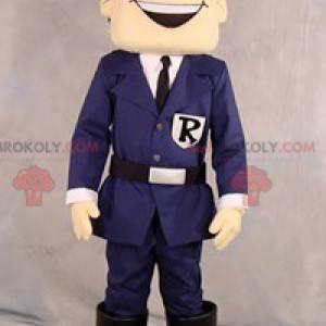 Zookeeper ranger mascot - Redbrokoly.com