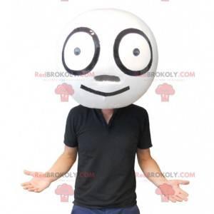 Velká obří bílá hlava - Redbrokoly.com