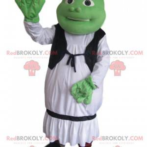 Maskottchen von Shrek, dem Oger von Walt Disney - Redbrokoly.com