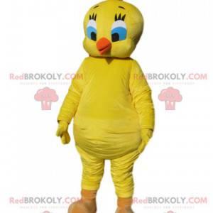 Mascot of Titi, kanariefuglen til tegneserien Titi & Grosminet