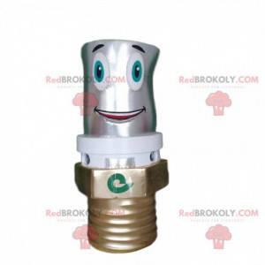 Usmívající se instalatérské připojení maskot - Redbrokoly.com