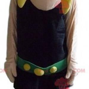 Asterix maskot, den irreducible Gallien - Redbrokoly.com