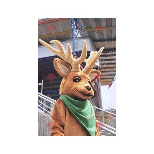 Nydelig julreinmaskot - Redbrokoly.com