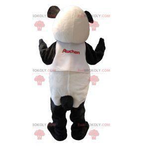 Śliczna czarno-biała maskotka panda - Redbrokoly.com