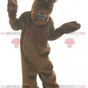 Scoubidou slavný kreslený maskot psa - Redbrokoly.com