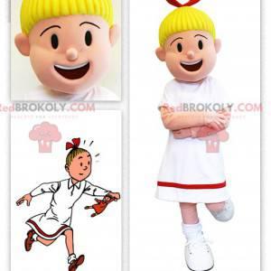 Bobette kostým slavná holčička od Boba a Bobette -