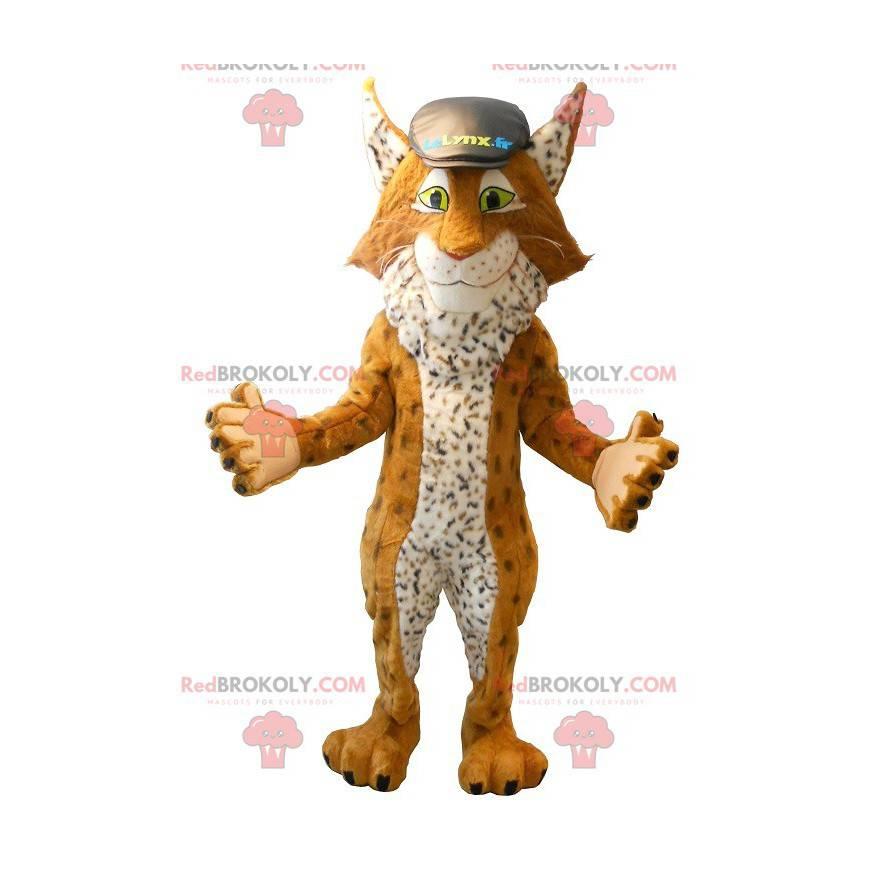 Famous lynx mascot insurance comparator mascot - Redbrokoly.com