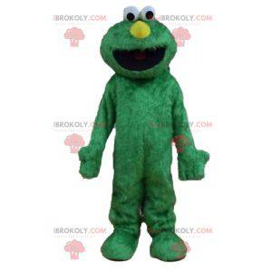 Elmo mascotte beroemde groene Muppets Show-pop - Redbrokoly.com