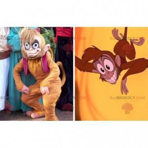 Abu Maskottchen berühmter Affenfreund von Aladdin -