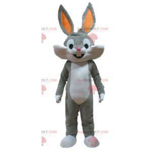 Mascotte van het beroemde grijze konijn Bugs Bunny Looney Tunes