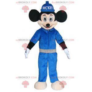 Mickey Mouse mascotte famoso topo Walt Disney - Redbrokoly.com