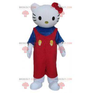 Hello Kitty maskot slavná kreslená kočka - Redbrokoly.com