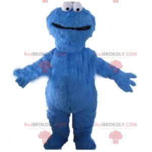 Mascota de Grover famoso monstruo azul de Barrio Sésamo -