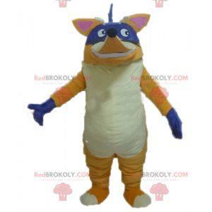 Mascot Chipeur den berømte ræv af Dora Explorer - Redbrokoly.com