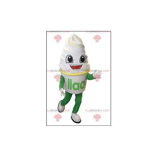 Giant Ice Cream Ice Cream Mascot - Redbrokoly.com