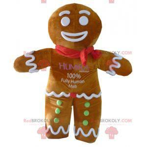Mascot Ti berømte honningkager cookie i Shrek - Redbrokoly.com