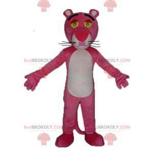 Rosa Panther-Maskottchen-Zeichentrickfigur - Redbrokoly.com