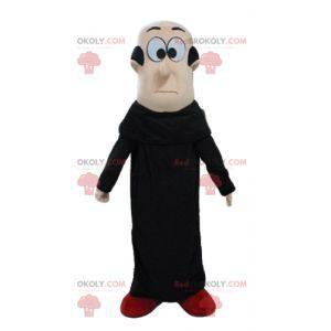 Gargamel mascotte beroemde tovenaar uit de Smurfen strips -