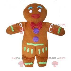Mascot Ti famosa galleta de jengibre en Shrek - Redbrokoly.com