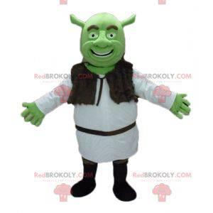 Shrek das berühmte Cartoon Green Oger Maskottchen -