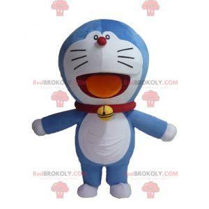 Doraemon mascot famous manga blue cat - Redbrokoly.com
