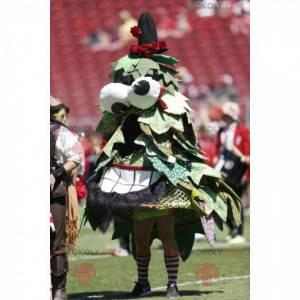 Giant green fir original mascot - Redbrokoly.com