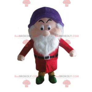 Sněhurka, slavný trpaslík Grumpy maskot - Redbrokoly.com