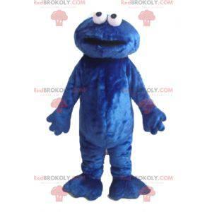 Grover maskot slavné modré monstrum sezamové ulice -