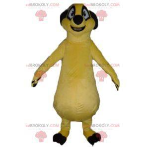 Timon mascotte beroemde leeuwenkoning karakter - Redbrokoly.com