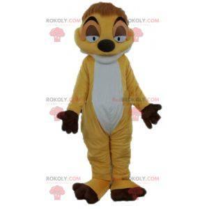 Mascote Timon famoso personagem do rei leão - Redbrokoly.com