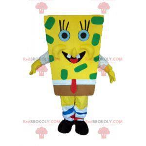 SpongeBob mascotte gele stripfiguur - Redbrokoly.com