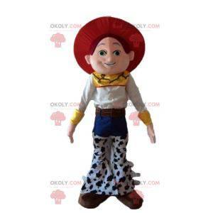 Jessie mascotte, beroemd personage uit Toy Story -