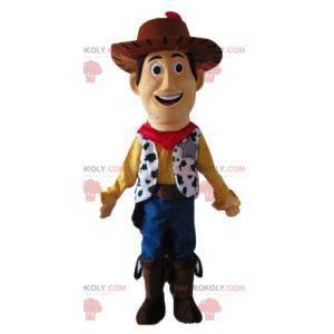 Woody maskot berømt karakter fra Toy Story - Redbrokoly.com