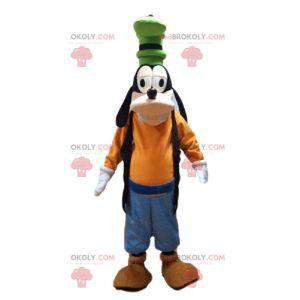 Goofy Maskottchen berühmten Freund von Mickey Mouse -