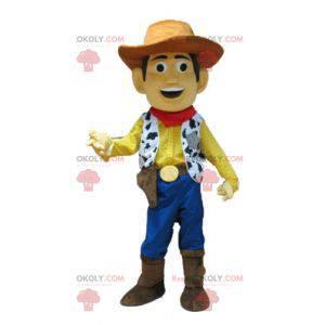 Woody maskot slavná postava z Toy Story - Redbrokoly.com