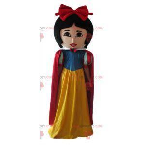 Berømt Disney Princess Snehvide maskot - Redbrokoly.com