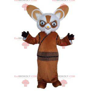 Shifu mascot famous character of Kun Fu Panda - Redbrokoly.com